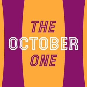 the october one
