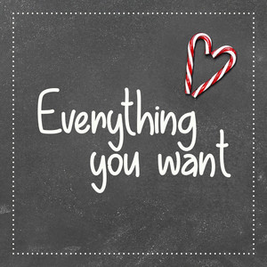 everything you want font