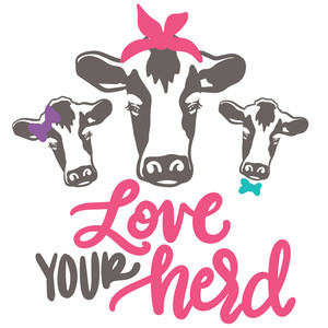 love your herd