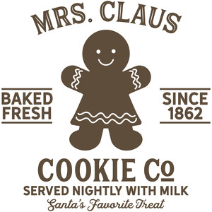 mrs. claus cookie co