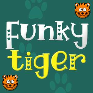 funky tiger