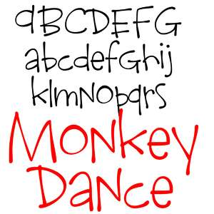 zp monkey dance