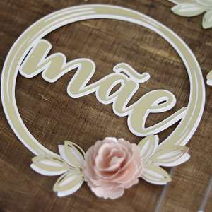 mother cake topper