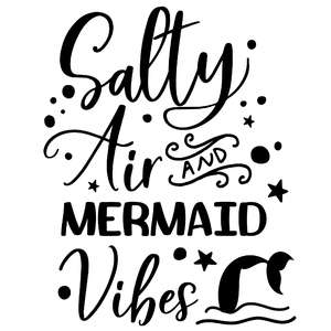 salty air and mermaid vibes