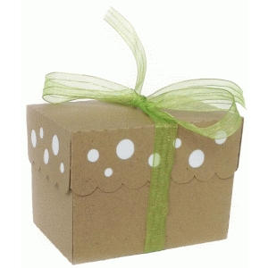 square chocolates gift box