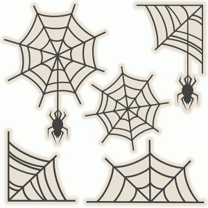spiderweb set