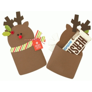 rudolph treat pocket
