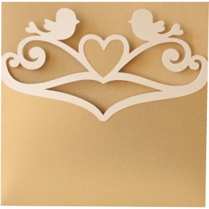 a2 and 5x5 love birds envelopes