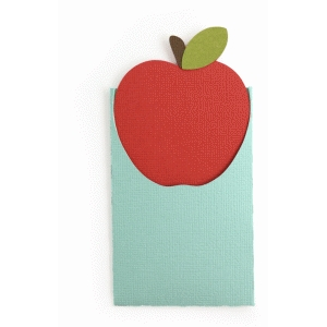 apple gift card envelope