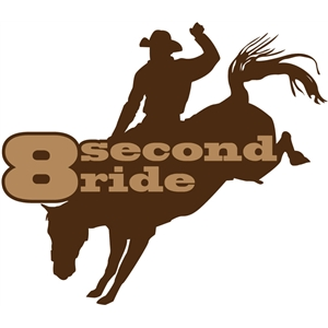 8 second bronco ride