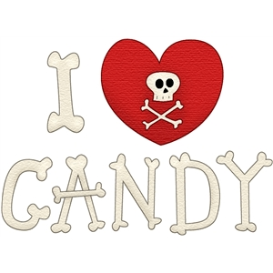 i heart candy phrase