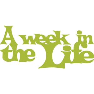 a week in the life phrase