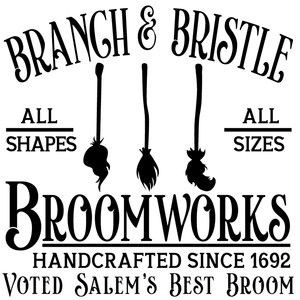 branch & bristle broomworks