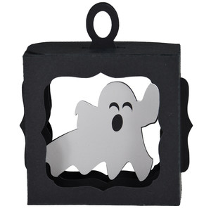 ghostie hanging ornament box