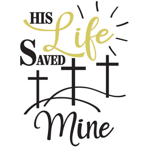 his life saved mine