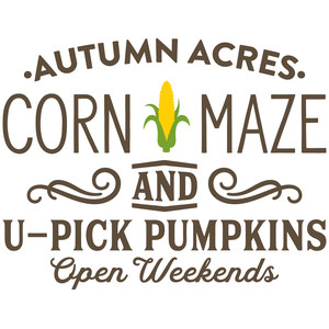 autumn acres corn maze