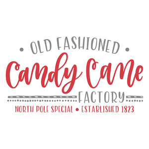 old fashioned candy cane