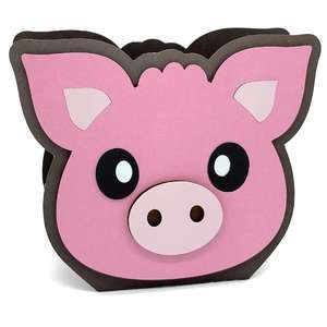 cute little pig box