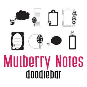 mulberry notes doodlebat