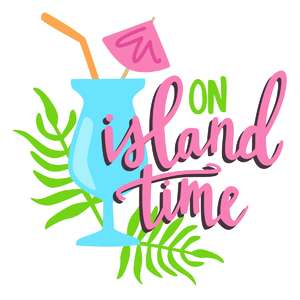 on island time phrase