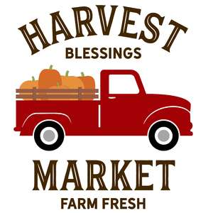 harvest blessings market