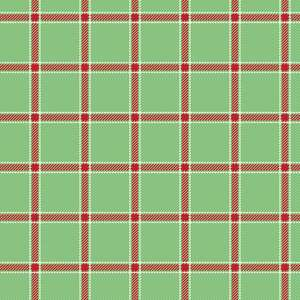 holiday plaid pattern
