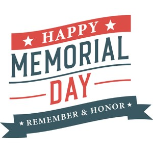 happy memorial day  remember honor