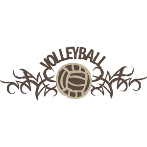grunge volleyball