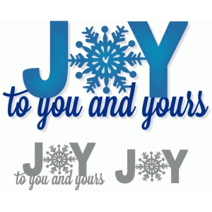 layered joy to you and yours