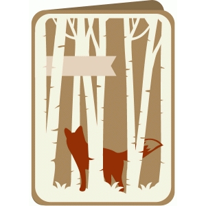 fox forest card