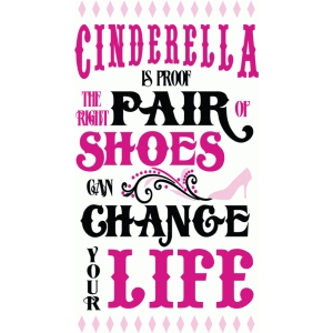 cinderella new shoes title