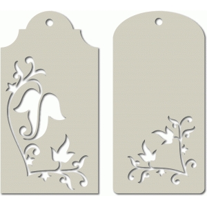 ivy leaf tags