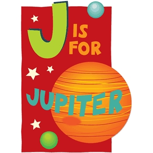 j is for jupiter