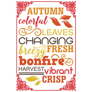 all about autumn quote