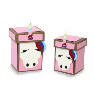 unicorn nesting boxes