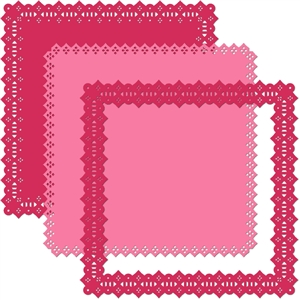 12 x 12 backgrounds diamond lace