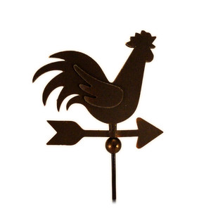 rooster weather vane pick