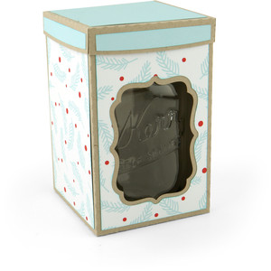 mason jar box narrow pint