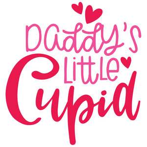 daddy's little cupid