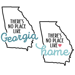 there's no place like home - georgia state