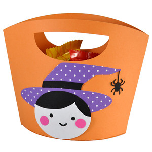 cute witch tote