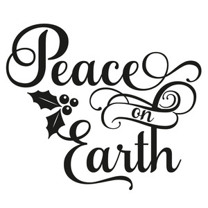 peace on earth quote