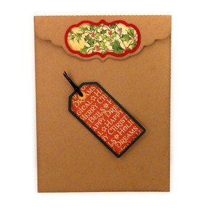 envelope lrg medallion flap