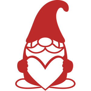 gnome and heart