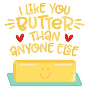 like you butter