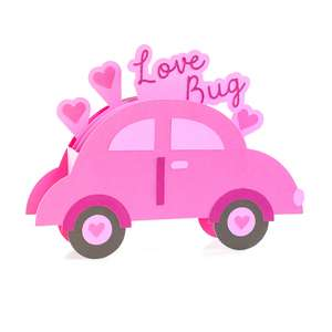 love bug box card