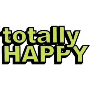 phrase: totally happy