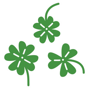 lucky clover shapes