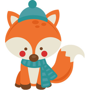 boy winter fox