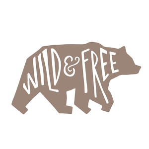 wild and free bear